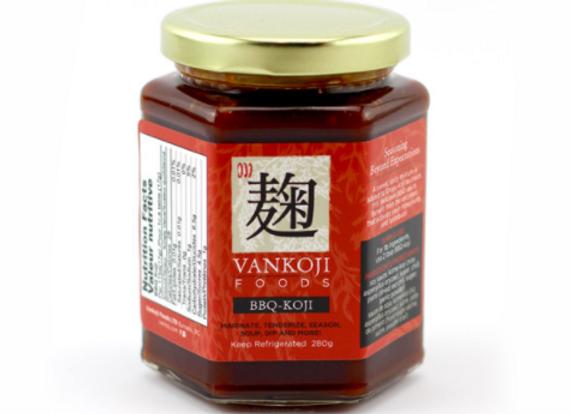 BBQ Koji | By Van Koji Foods