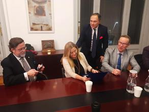 La réunion du Comité Exécutif à Barcelone - 16 et 17 Janvier 2020