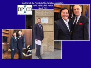 Un an d'assemblée générale et l'élection du nouveau comité exécutif (15 Mars 2019 - 15 Mars 2020)