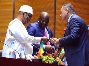 Congrès international du bpi en Afrique au Mali - CICB