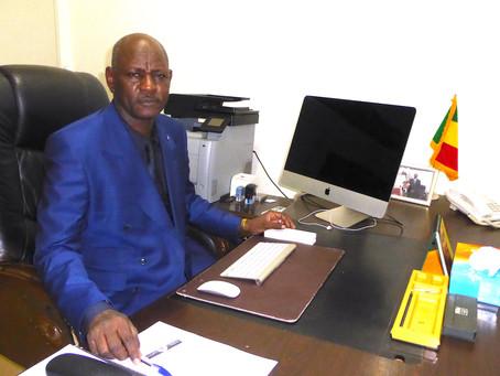 Me MAIGA, avocat de Mahamadou Ag Rhissa dément les informations contenues dans le rapport de l'onu.