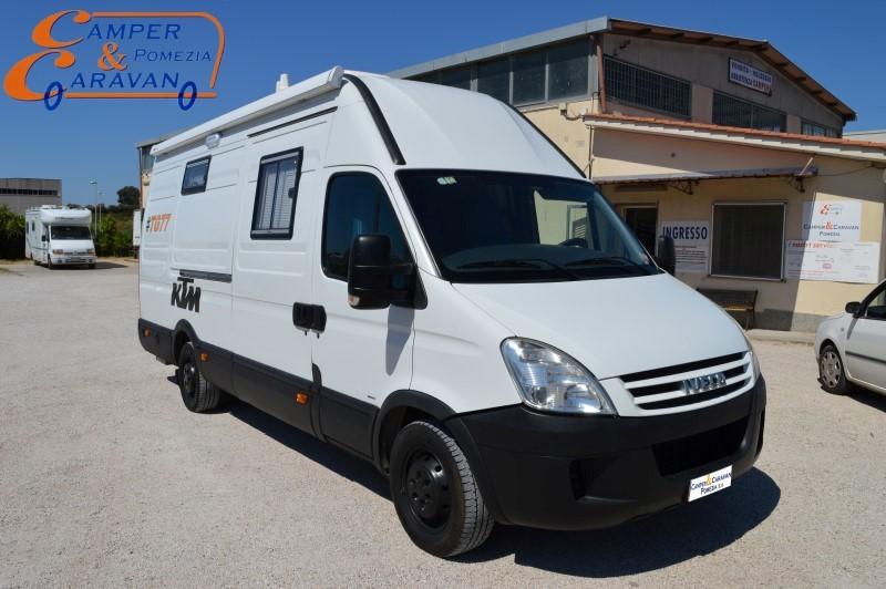 Allestimenti Personalizzati Camper E Caravan Pomezia