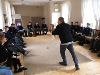Glencree visits for 3rd years