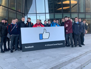 Business trip to Facebook