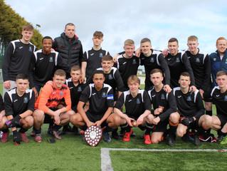 u19 North Dublin Metro League Champions