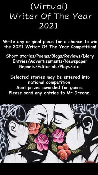 Calling Creative Writers...