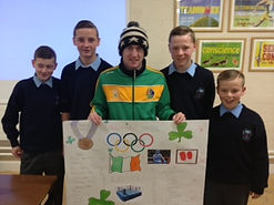 Paddy Barnes @Chanel College