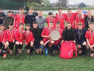 Dublin Metropolitan League u15 Champions