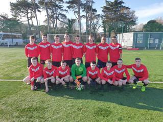 u19s Leinster Semi-final Victory
