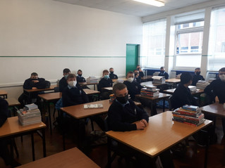 Starting Secondary School in Covid times
