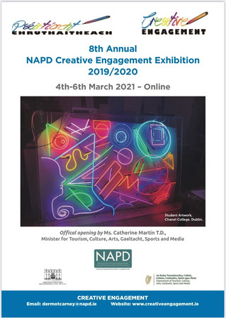 Cordially Invited to Creative Engagement Exhibition
