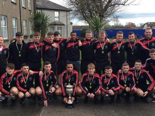u19 Leinster Champions