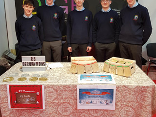 TY students represent Chanel at the National Craft & Design Fair