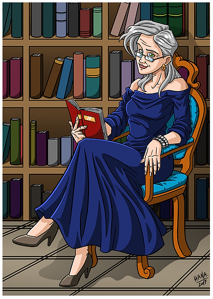 Sorcha Wise - Wise Woman and Scholar
