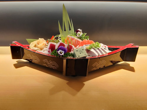Sashimi Simples   10 un
