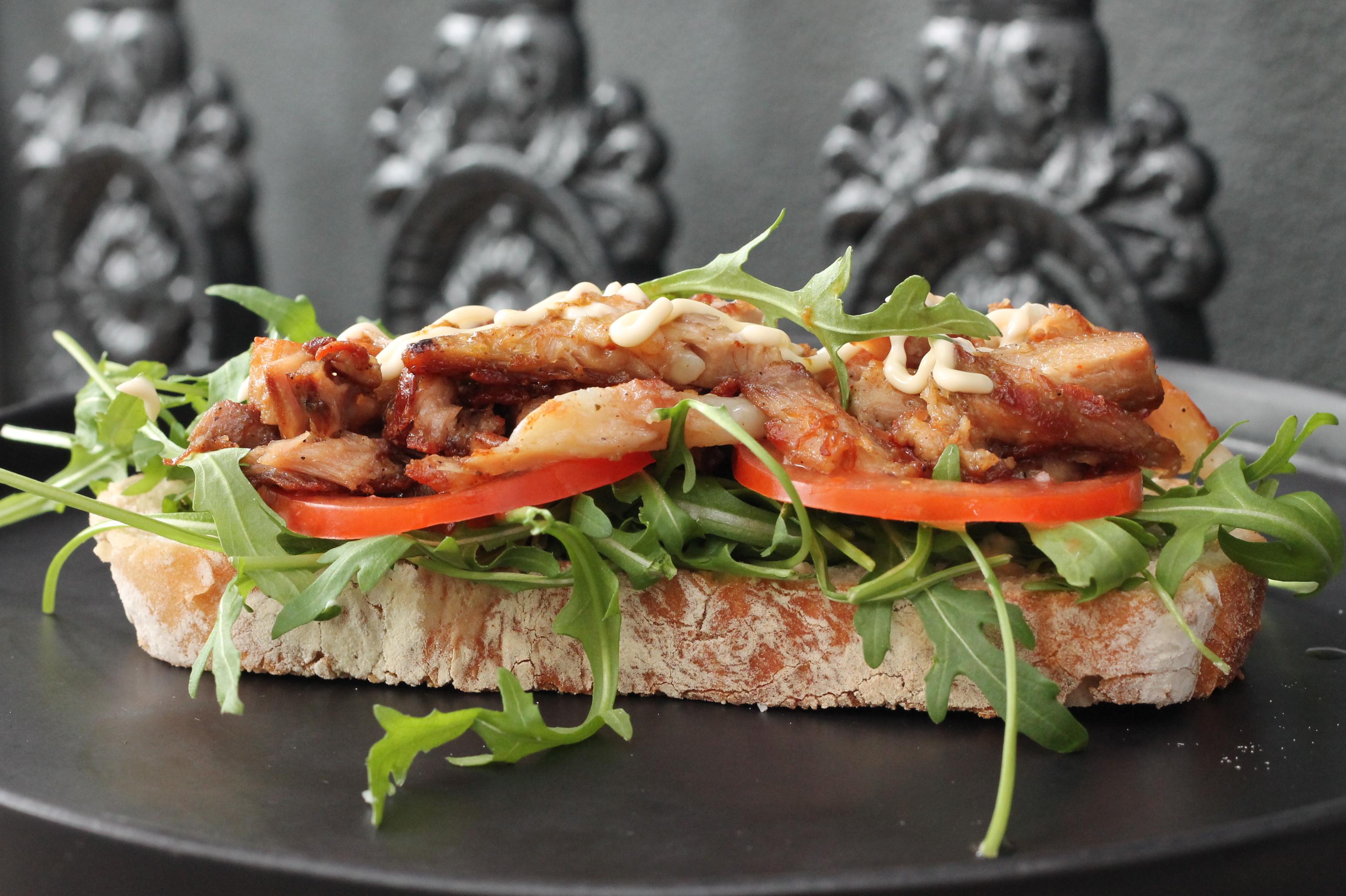 Leitão // Suckling Pig sandwich 6,5€