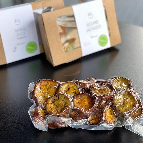 Batata Doce com Especiarias | refrigerado | 400g | 2-4 pax