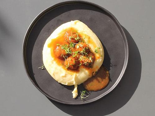 Almondegas de VITELA | refrigeradas | 250g | 1 pax
