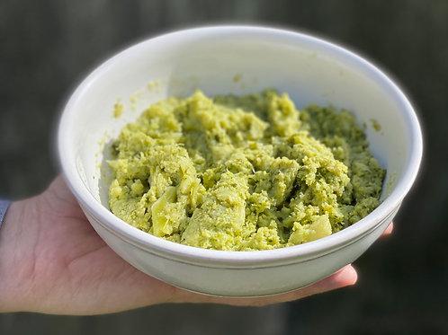Esmagada de Brócolo | refrigerada | 400gr | 2-3 pax