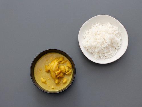 FRANGO em Caril // Chicken Curry