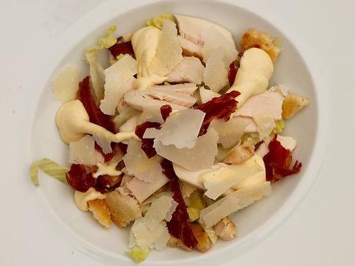 Salada de Frango César