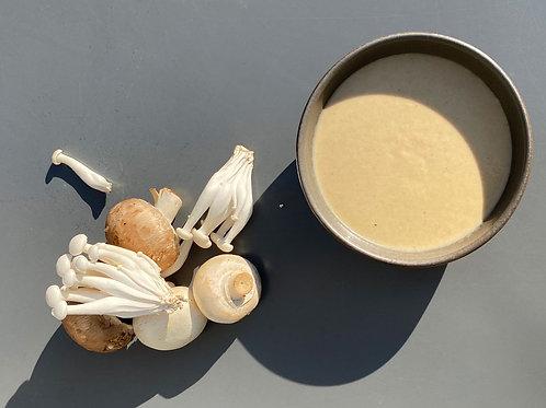 (vegan) Creme de Cogumelos | refrigerado | 400g | 2 pax