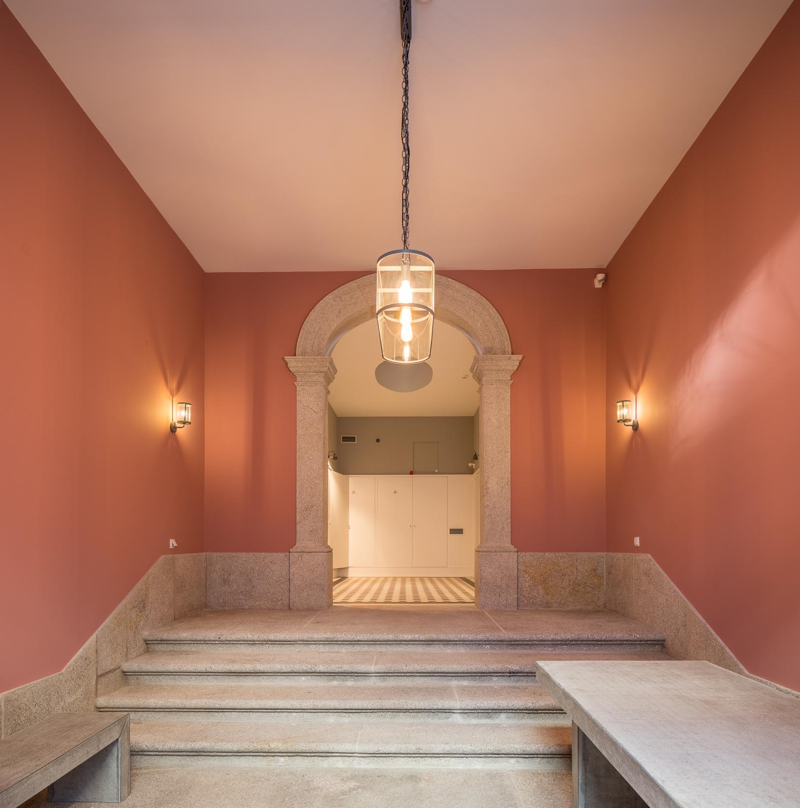OSA 1858 - Hall de Entrada