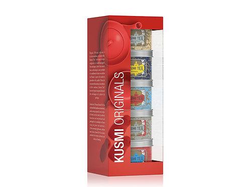 Kusmi   Originals gift   bio   5x25g
