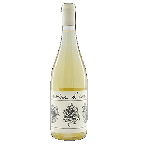 menina d'uva líquen branco 2020   vinho Natural