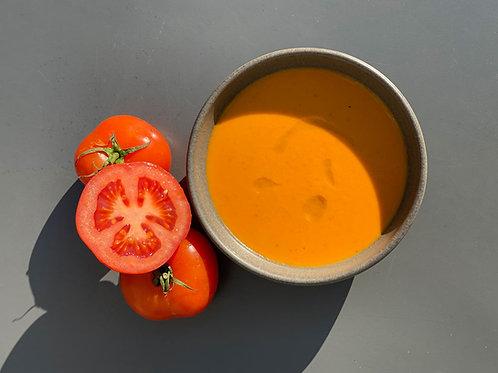 (vegan) Creme de Tomate | refrigerado | 400g | 2 pax
