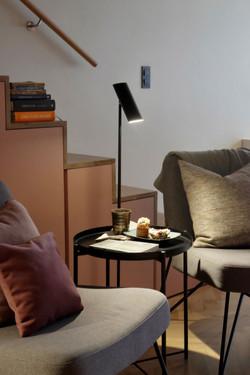 OCL Monte Ramalde - living room detail