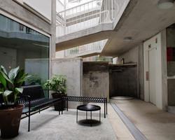 OSA Miragaia - entrance