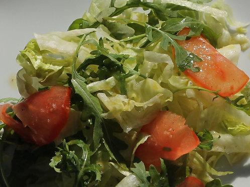 Salada de Alfaces e Cherry