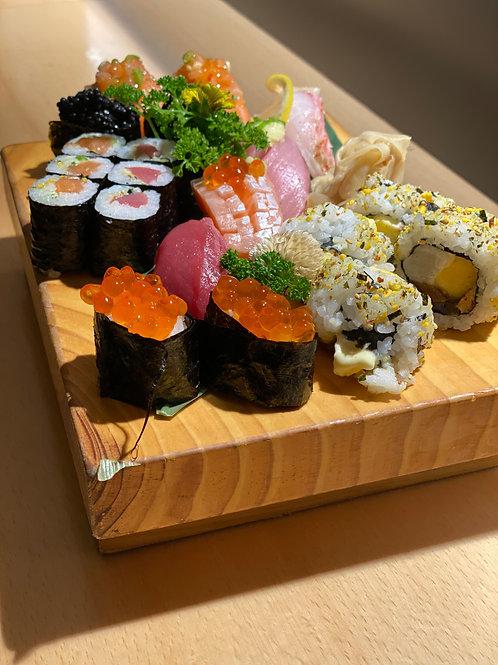 Sushi e Sashimi Set   30 un