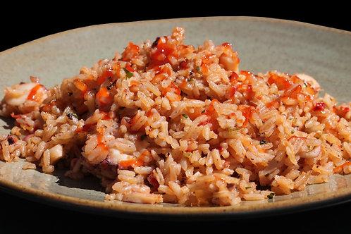 POLVO, Arroz de Polvo // Octopus rice