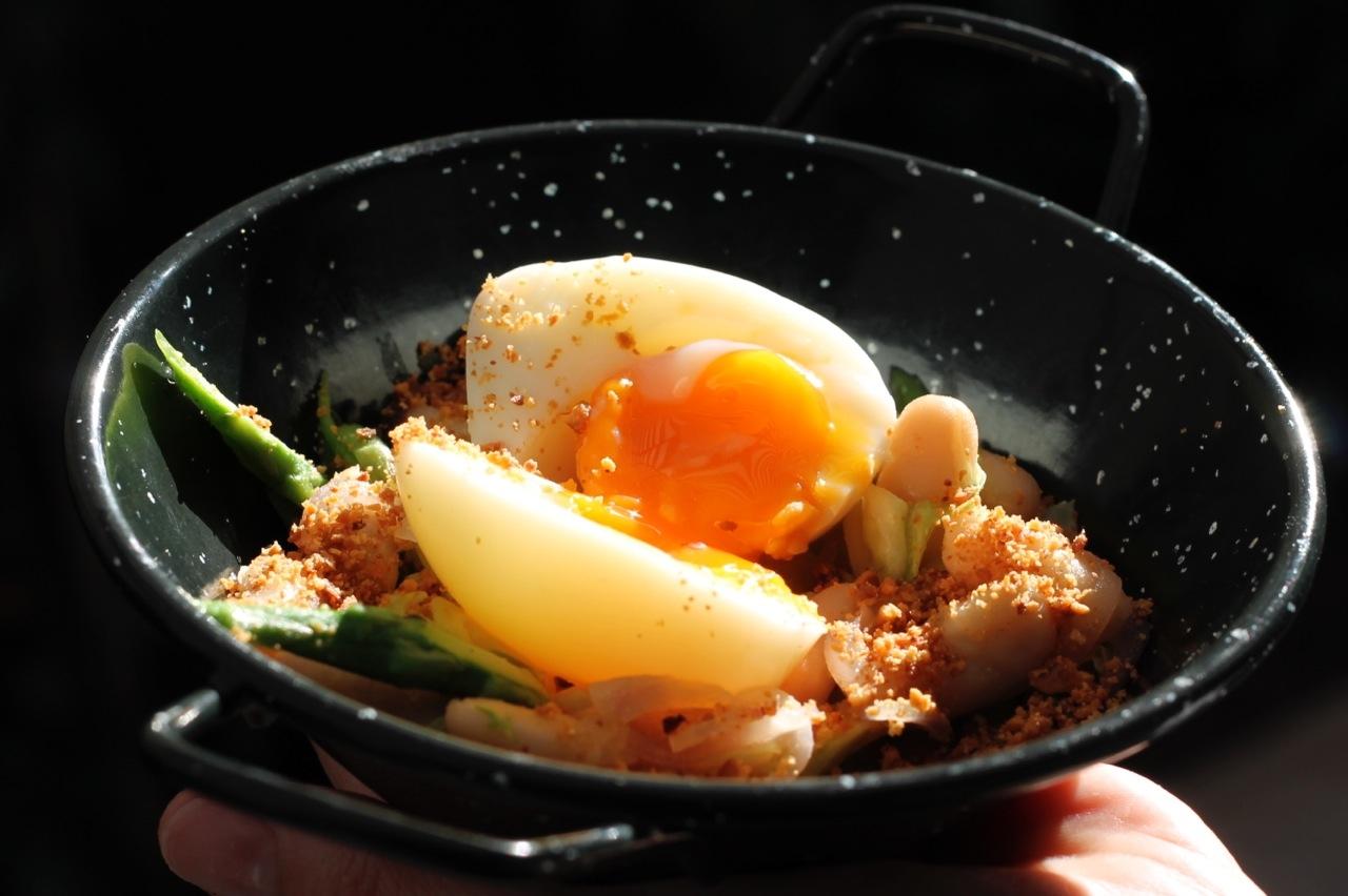 Ovo Mollet // Egg Mollet 8,0€
