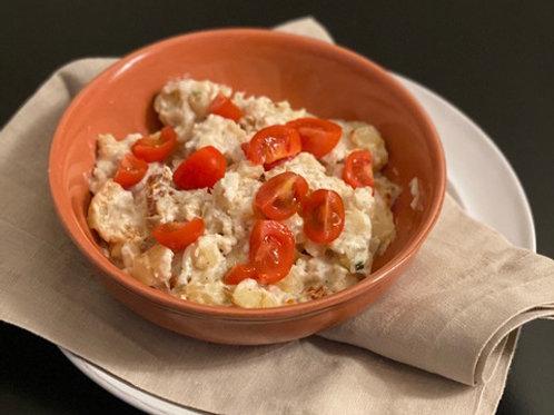 BACALHAU com Natas e Tomate Seco | refrigerado | 330g | 1 pax
