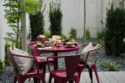 OCL Monte Ramalde - garden