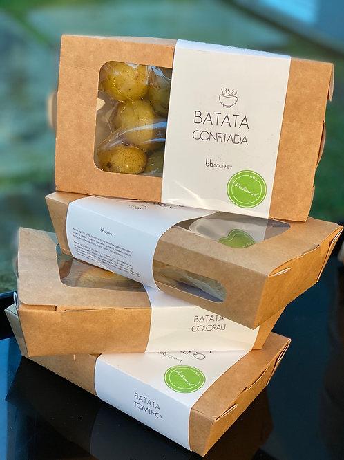 Batata Confitada | refrigerada | 400g | 2-4 pax