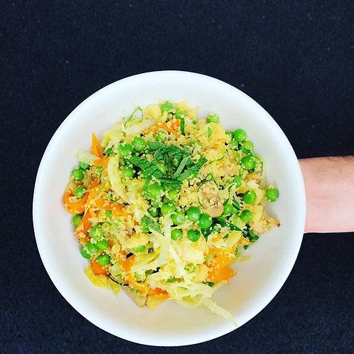 (v) Salada de COUSCOUS e Legumes