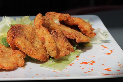 FRANGO, Panadinhos Crocantes // Housemade Chicken Nuggets