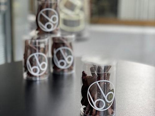 Orangettes de Chocolate Negro | 150g