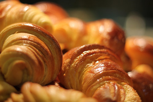 Croissant brioche (2 un.)