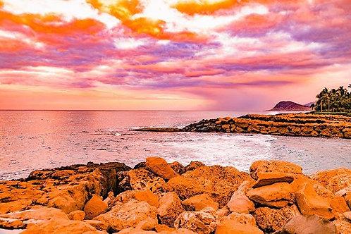 Watercolor Skies over Ko Olina