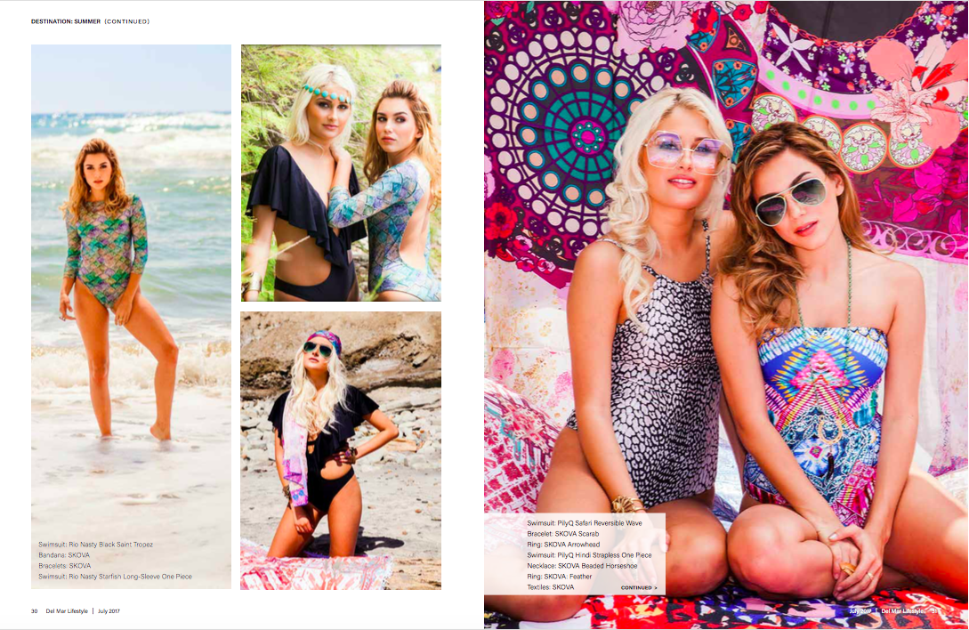 DML July Beach Article