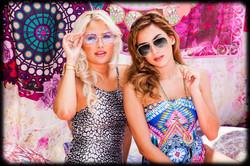 two women posing 2