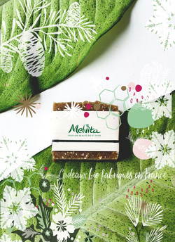 Projet maquette - Communication Noël 2019 - Post réalisation vitrines vitrophanies événementielles P
