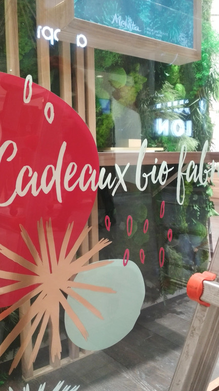 Melvita, boutiques Paris, Noël 2019