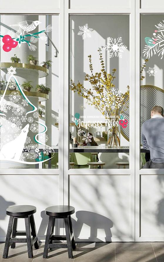 Association des Commerçants - Kit Noël en collaboration - Projet en cours Noël 2020