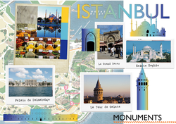 Colors trends work in progress ISTANBUL-